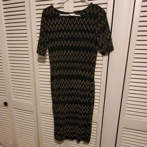 Lularoe Julia dress size med